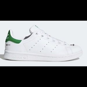 Adidas Stan Smith shoes (youth)